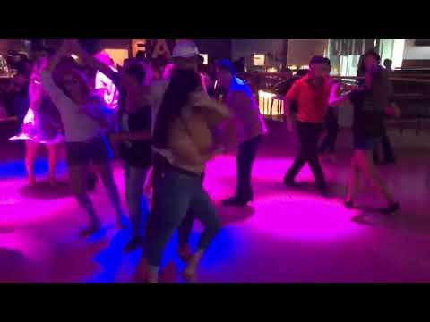 SALSA DANCING AT THE STATLER WANDER ROSARIO AND MELISSA