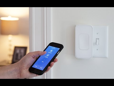 Switchmate | App-Controlled Light Switch Adapter