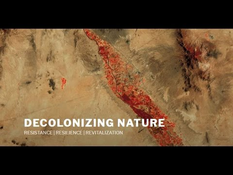 Decolonizing Nature Conference 2017 (livestream archive)-Global Transformations & Summary Discussion