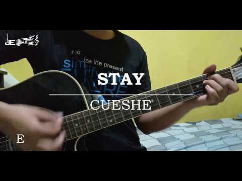 Cueshe - Stay (Guitar Chords) mp3