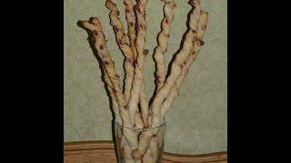 Хрустящие палочки с начинкой 💖👍 Закуски на праздничный стол