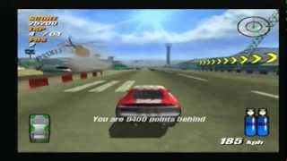 PS2 - Destruction Derby Arenas - Championship Round 1