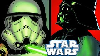The Only Stormtrooper Who Stood Up To Darth Vader!!(CANON) - Star Wars Comics Explained
