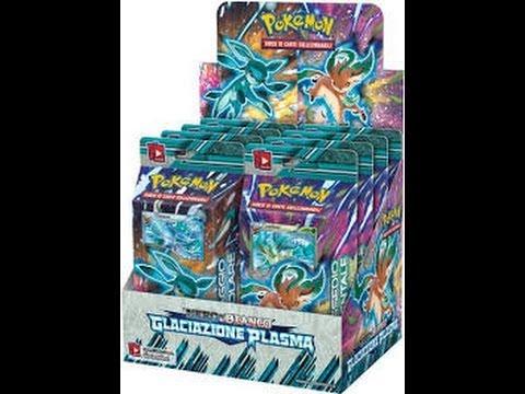 Fortunatissima apertura box 36 bustine carte pokemon glaciazione plasma ex ex full art - Carte pokemone ex ...