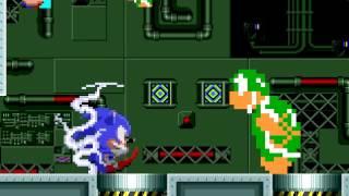 16 bit Sonic update - Lightning Shield and Drop Dash!