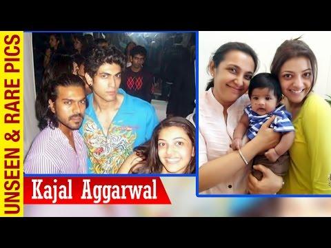 Kajal Aggarwal Rare & Unseen Pics | Kajal Agarwal Childhood Photos | #HappyBirthdayKajal