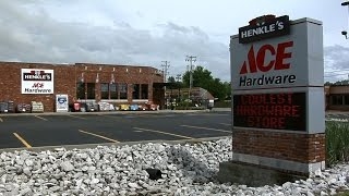 2015 Coolest Hardware Store - Henkle's Ace  Hardware in Webb City, MO