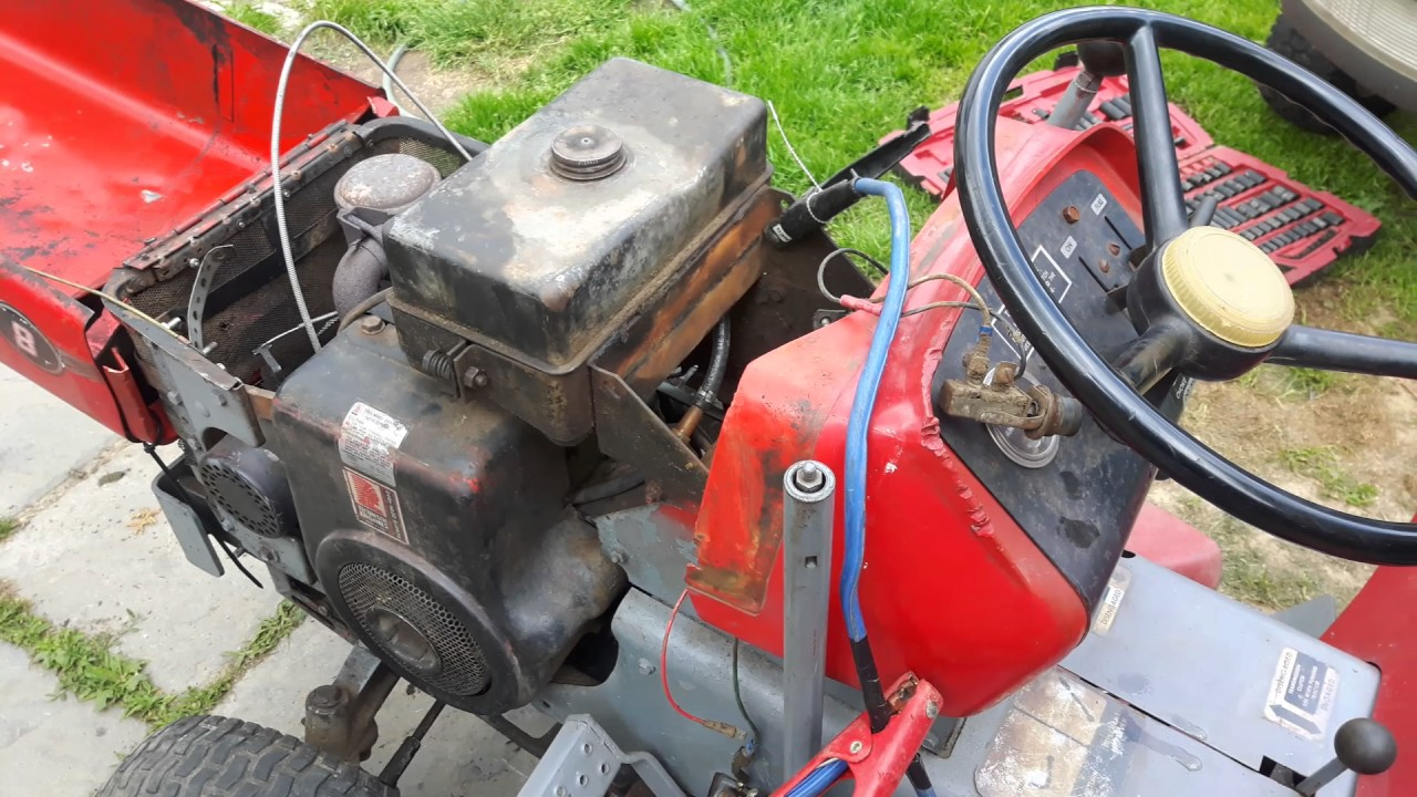 hight resolution of  mf mey ferguson 8 re wire update youtube on massey ferguson 135 tractor