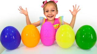 Children Song with Maya and Mary - Egg hunt