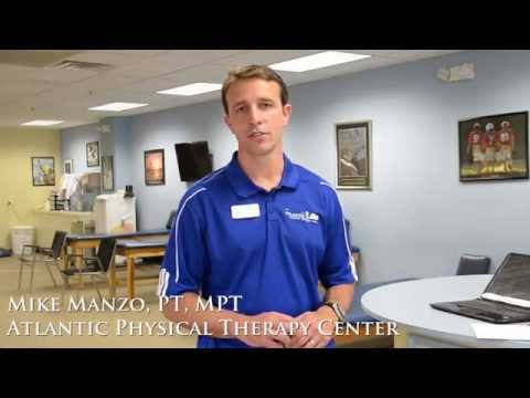 Atlantic Physical Therapy Center ACL Reconstruction Testing