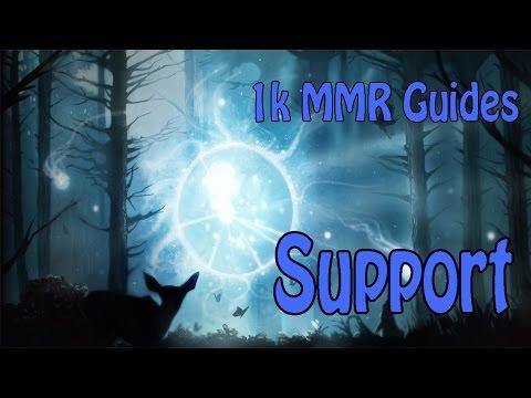1k MMR Guides: Support