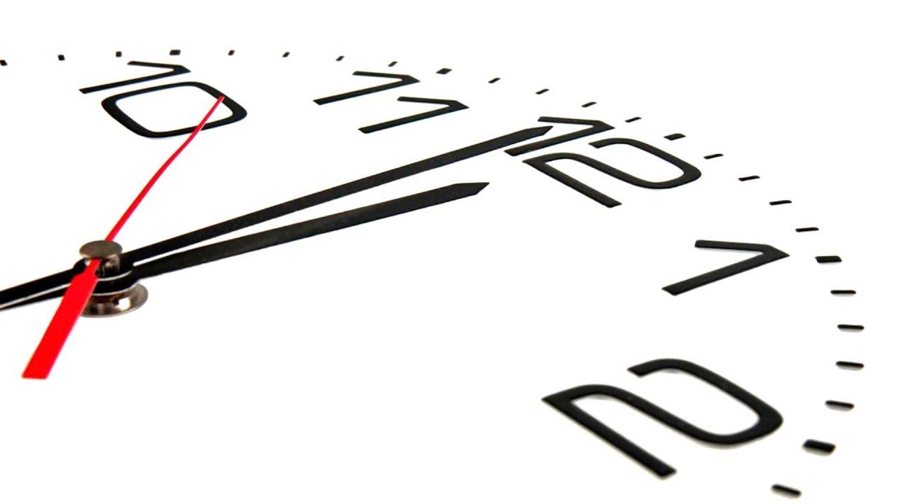 Как определить дату и время без часов и считать секунды без секундомера