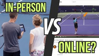 In-Person vs Online Coaching: Which is BEST?