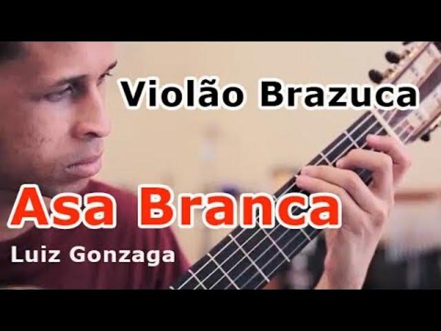 Violão Brazuca | Asa Branca - Luiz Gonzaga (Violão Solo)