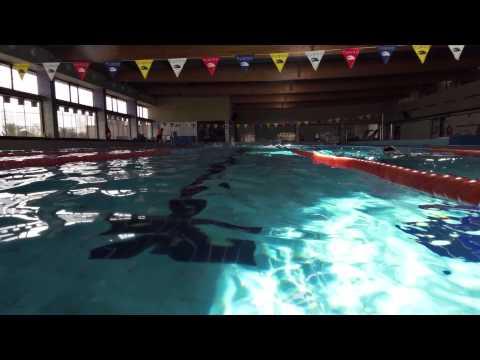 Nadiuska nadando 2014