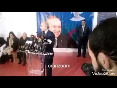 شاهد تصريح وزير السكن خلال زيارته وهران Oran habitat logements tebboune
