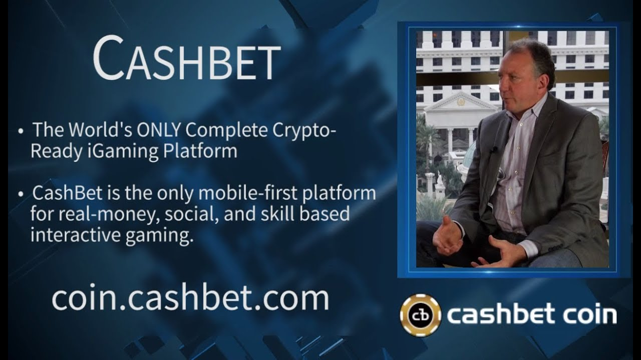 Cashbet Complete Crypto Ready Igaming Platform Ceo Founder