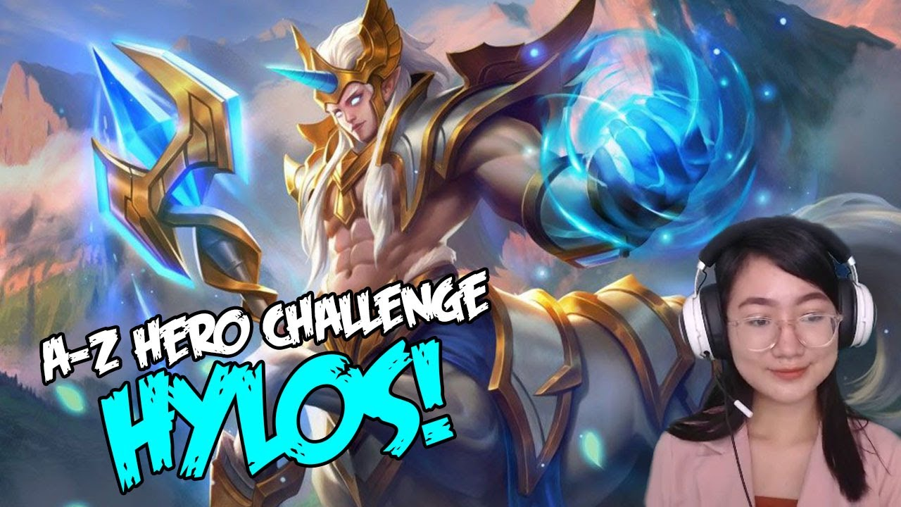 A-Z Hero Challenge | Hylos until I Win in Rank!