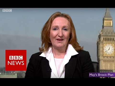 Theresa May Brexit speech was 'channeling UKIP' says Suzanne Evans - BBC News