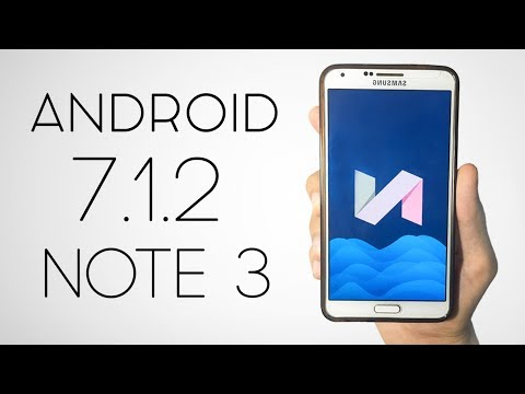 [SM-N900/SM-N9005/T/A] How to Update & Install Android 7.1.2 NOUGAT on Samsung Galaxy Note 3