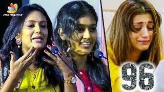 கதைய கேட்டதும் கலங்கிட்டேன் : Devadarshini Speech | 96 Movie, Niyathi kadambi, Trisha Movie