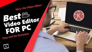 KineMaster Best Alternatives For PC || BEST EDITORS FOR DESKTOP || KINEMASTER SOLUTIONS screenshot 3
