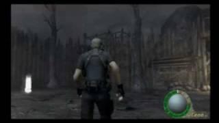 Resident Evil 4 - El Gigante Knife Only