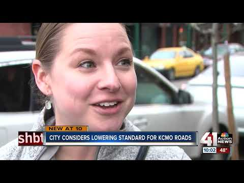 KC council to consider lowering road standards