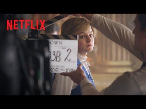 The Crown: Temporada 4 | El personaje de Diana | Netflix