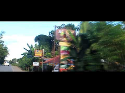 from New Bohol Airport(Panglao) to Costa Ashira (Biking, Dauis)