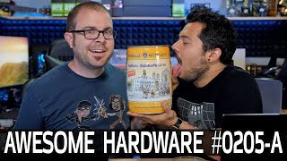 Intel claims i9 10980XE all-core OC @ *5.1GHz*, Fry's in trouble? | Awesome Hardware #0205-A