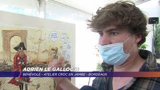 Yvelines   Des animations tout public sont organisées au festival de BD de Buc
