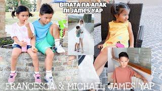 Binata na anak ni James Yap   Magaling mag alaga si Mommy Mic Cazzola sa Italy