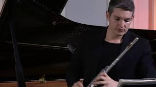 Pierre Boulez - Sonatine pour flûte et piano