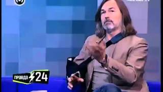 Никас Сафронов считает себя русским художником