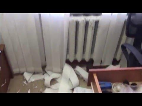 Югорчанин в Белоярском напал на полицейский участок.