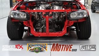 Motive Garage ERUBISU - VR38 Powered R34 GT-R - Part 1