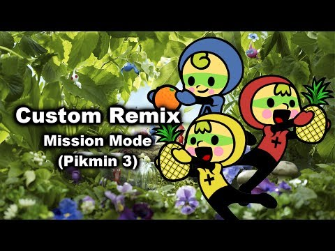 Rhythm Heaven Megamix (Custom Remix) - Mission Mode (Pikmin 3)