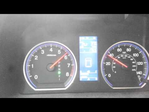 Honda CRV acceleration 0-60 mph