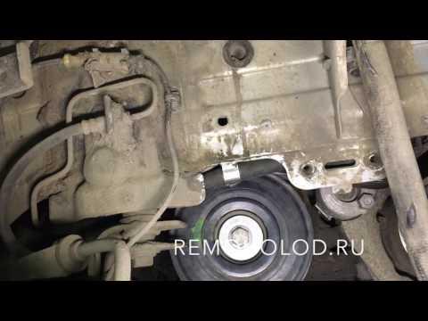 RENAULT MEGANE SCENIC ремонт кондиционера