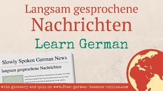 Langsam gesprochene Nachrichten: Berlinale