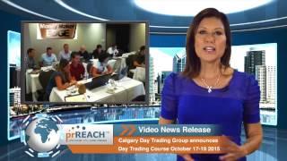 Calgary Day Trading Course October 2015