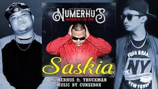 NUMERHUS - SASKIA ft. YHUCKMAN & CURSEBOX BEATS