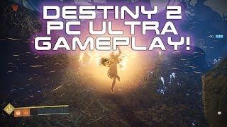 Destiny 2 PC Gameplay (As a Warlock) - 1440p Ultra Settings