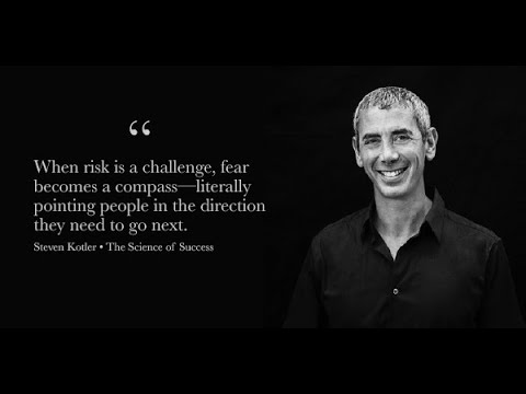 When the Impossible Becomes Possible  The Secrets of Flow Revealed with Steven Kotler