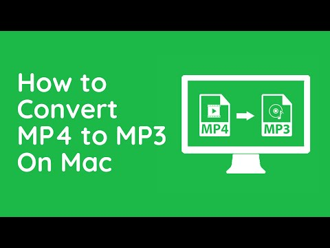 How to Convert MP4 to MP3 on Mac Quickly without VLC