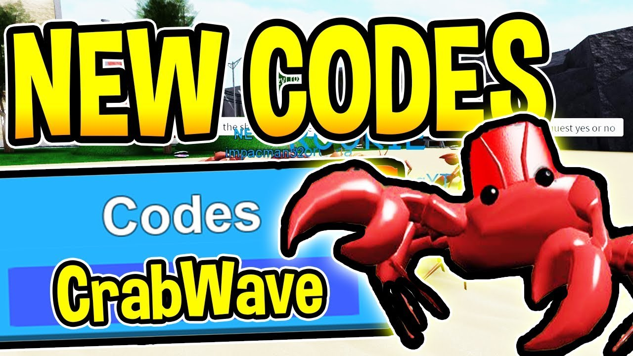All Codescrab Simulator All Codes Buy New Skins And Collect Roblox - All New Crab Simulator Codes New Update Roblox