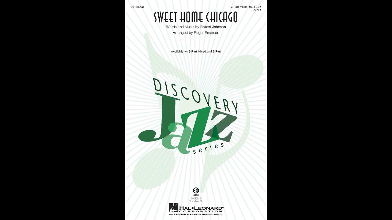 Watch out for the stops!backing track available to download here:. Sweet Home Chicago Discovery Level 1 Hal Leonard Online