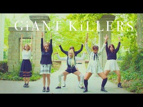 【ORiYON】GiANT KiLLERS - BiSH【歌って踊ってみた】