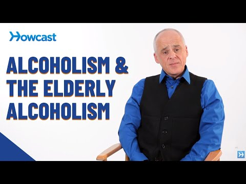 Alcoholism & the Elderly | Alcoholism